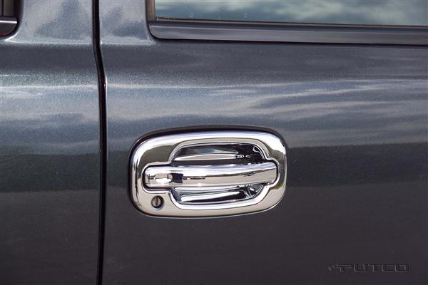 Putco Chrome Door Handle Trim - 400002