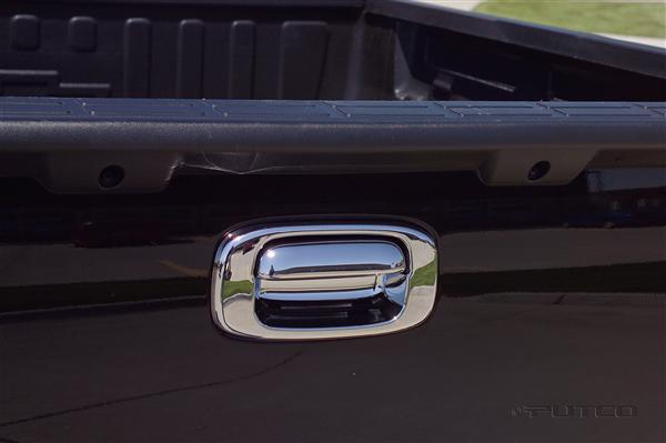 Putco Chrome Tailgate Handle Trim