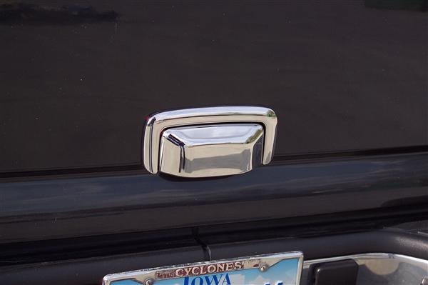 Putco Chrome Tailgate Handle Trim - 400018