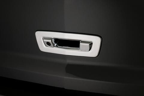 Putco Chrome Tailgate Handle Trim - 400701