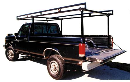 Cross Tread 1500 Ladder Rack