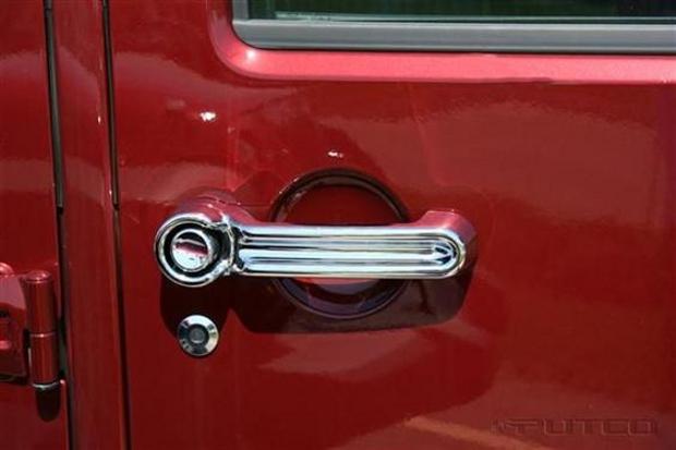 Putco Chrome Door Handle Trim - 401046