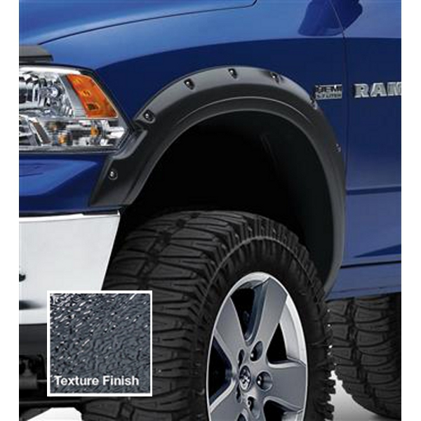 EGR Fender Flares - Bolt-On Look - Textured - 793174