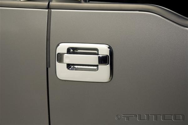Putco Chrome Door Handle Trim - 401001