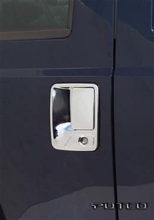 Putco Chrome Door Handle Trim - 401009