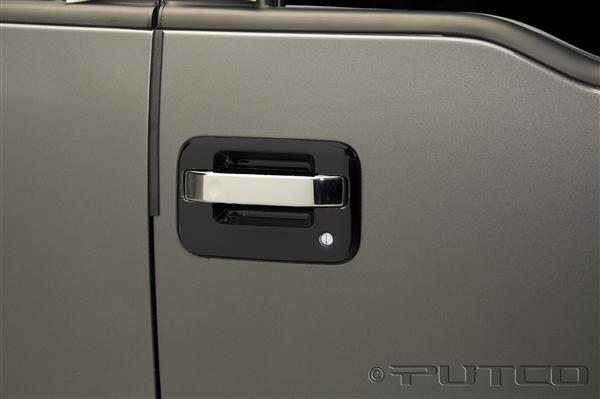 Putco Chrome Door Handle Trim