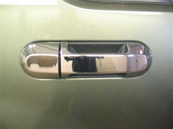 Putco Chrome Door Handle Trim - 401029