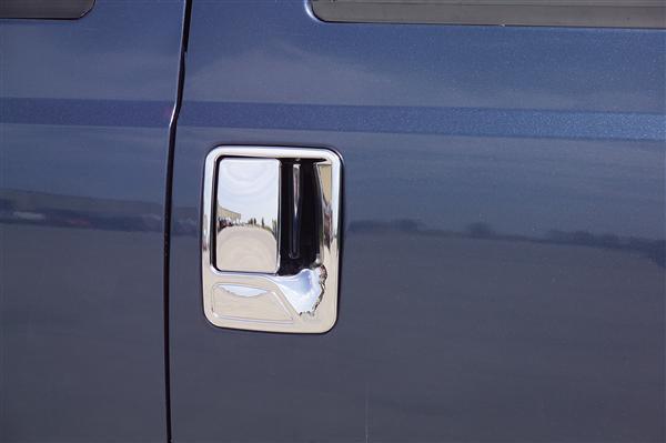Putco Chrome Door Handle Trim - 401209