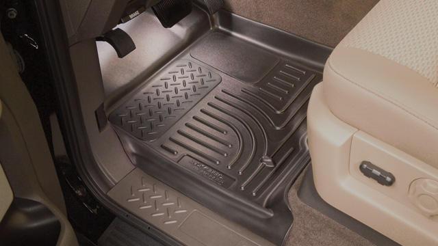 Husky Liners WeatherBeater Floor Liners   Front And Rear. Loading Zoom