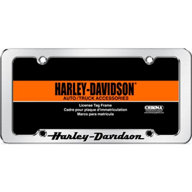 Harley-Davidson License Plate Frame