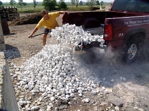 Load Handler Truck Bed Unloader