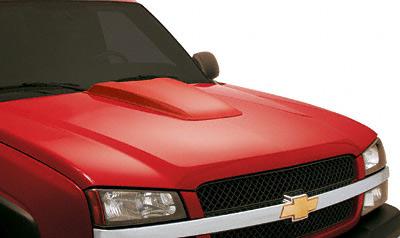 Lund Truck Accessories >> Lund Cowl Induction Hood Scoop