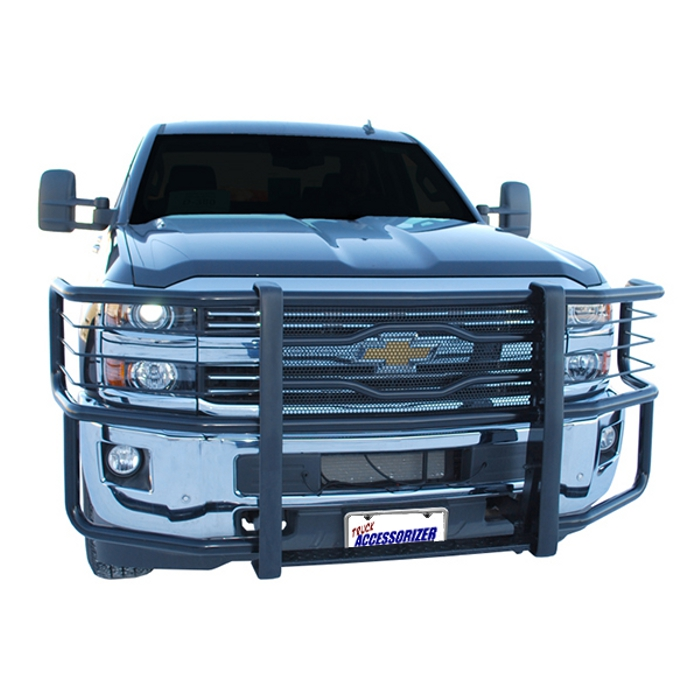 Luverne Prowler Max Grille Guard GM Sensor Relocation Kit
