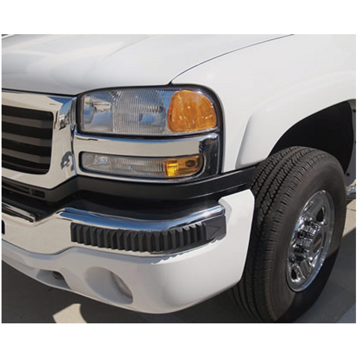 Pacer Bumper Guard Pair - 25-500