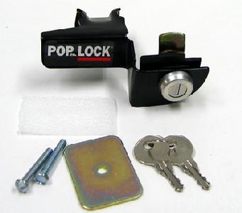 Pop and Lock Manual Tailgate Lock - PL3300