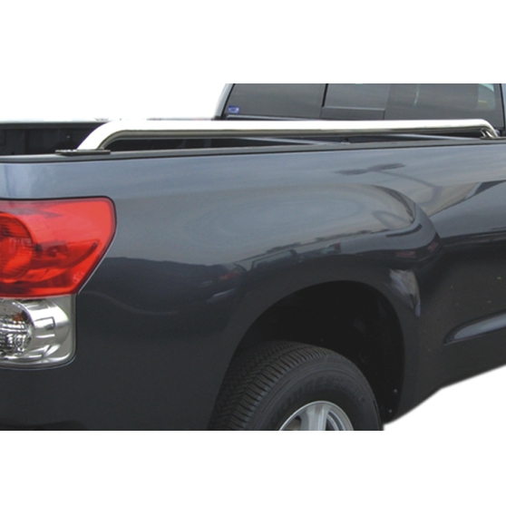 Trail FX Truck Bed Rails - Stainless Steel  - 1699675091