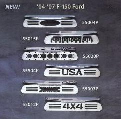 All Sales Third Brake Light Covers - 2004 - 2008 Ford F150