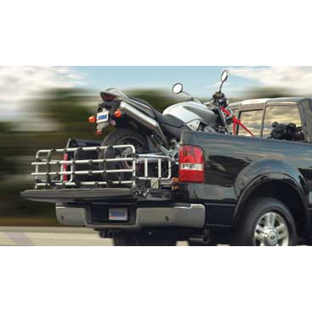 Topline Truck Bed Expander - Silver