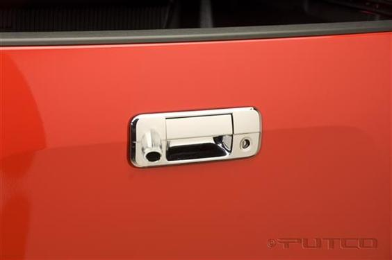 Putco Chrome Tailgate Handle Trim - 401028