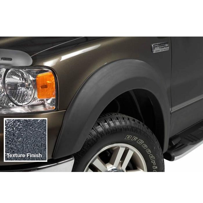 Stampede Fender Flares - Trail Riderz - Smooth - 8512-5