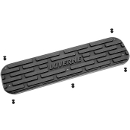 Luverne Side Entry Step Replacement Step Pad - 105500
