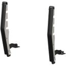 Luverne Tubular Grille Guard Uprights Only - Chrome - 331510