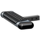 Luverne -O-Mega II Hitch Step - Silver - 583026