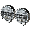 Westin 6 Inch Off Road Lights - Chrome