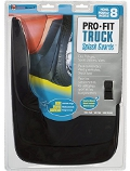 PowerFlow Pro Fit Mud Flaps - Model 8 - 6418