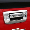 Putco Chrome Tailgate Handle Trim - 401090