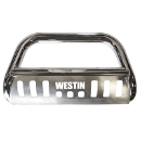 Westin Bull Bar - E Series - Polished Stainless Steel - 31-3950