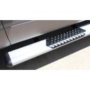 Luverne O-Mega II Step - Silver - Rear Passenger Door Only - 583254-400743