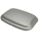 Pacer Bumper Protector Pads - Silver Pair  - 25-536