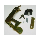 Pop and Lock Manual Tailgate Lock - PL6100