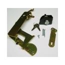 Pop and Lock Manual Tailgate Lock