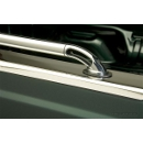 Putco Locker Bed Rails - Stainless Steel - 89812