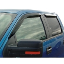 Wade Wind Deflectors - Slim - Tape On - 72-35492