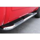 Trail FX Nerf Bars - Stainless Steel