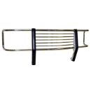 Luverne Tubular Wrap Around Grille Guard - Chrome