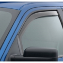 WeatherTech Window Deflectors - 2 Piece - Light