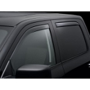 WeatherTech Window Deflectors - 4 Piece - Dark