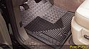Husky Liners Heavy Duty Floor Mats - Front