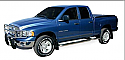 Nerf Bar Box Extentions - Luverne - 97-03 Ford F150 Short Bed - CLEARANCE