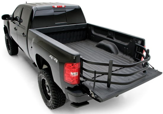 AMP Research BedXTender Sport Black