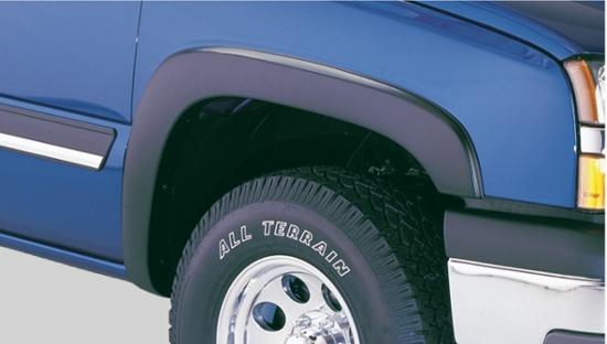 Bushwacker OE Rear Fender Flare for Chevrolet Silverado 1500//2500//3500 2007-2014