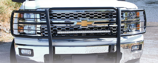 Trail FX Black Grille Guard