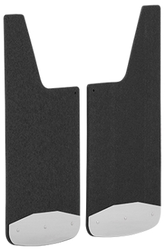 Luverne Textured Mud Flaps - Pair