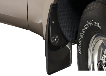 WeatherTech Mud Flaps -Rear View