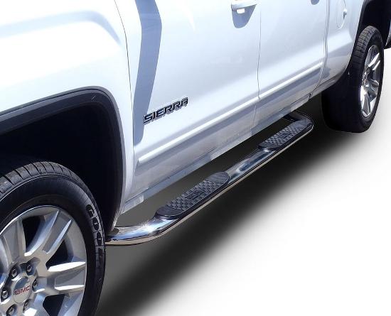 N-FAB HPT1580CC-TX Textured Black Podium LG; Cab Length Toyota Tacoma Double Cab All Beds 05-18