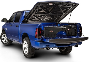 Undercover Swing Case - Compatible with tonneau covers